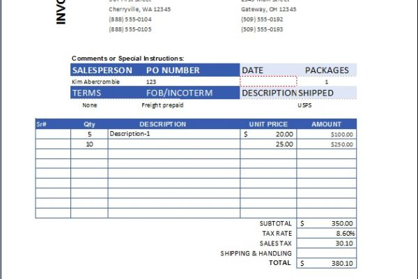 Delivery Order Forms-1